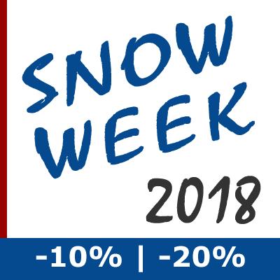 Snow week 2018 - speciale settimana bianca promozionale
